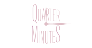 Quarter Minutes logo transparent